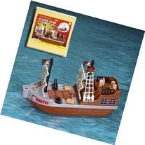 Playmaker Toys Pirate Ship - Bath and Pool Toy - Battery