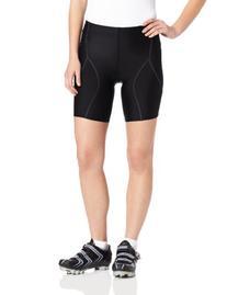 Sugoi Women's 7-Inch Piston 200 Tri Pocket Shorts, Black/