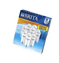 Brita Pitcher Replacement Filters - 8 ct