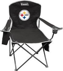 NFL Steelers Cooler Quad Chair