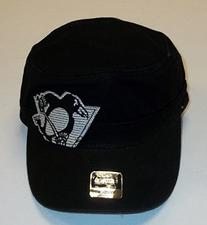 Pittsburgh Penguins Women's Military Style Hat By Reebok