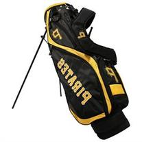Pittsburgh Pirates Official MLB Nassau Golf Stand Bag by