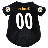 Pittsburgh Steelers Pet Dog Football Jersey SMALL