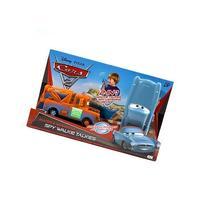 Disney Pixar Cars 2 Mater & McMissile Spy Walkie Talkies