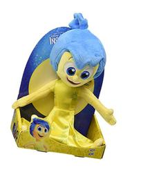 Disney/pixars Inside Out Feature Talking Plush Joy Joie by