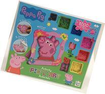 Peppa Pig Pixel Hama Fuse Bead Art Set