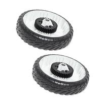 "Toro 115-4695 PK2 8"" Wheel Gear Assembly, 2-Pack"
