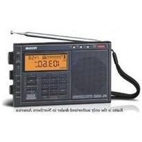 Tecsun PL-600 AM/FM/LW SSB Shortwave Radio - Black