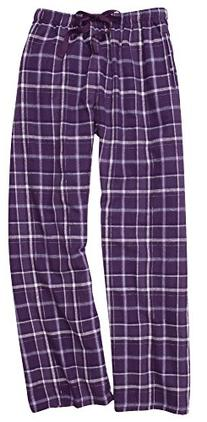 Boxercraft Plaid 100% Cotton Flannel Pant w/Pockets, YOUTH