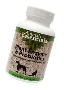 Animal Essentials Plant Enzyme Plus Probiotics, 100g