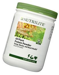 Nutrilite All Plant Protein Powder NET Weight: 450 G. By