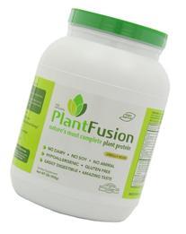PlantFusion Complete Protein Powder, Vanilla Bean, 30