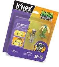 K'NEX Plants vs. Zombies - Mummy's Tomb Building Set
