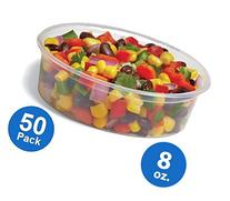 Plastic Food Storage Containers with lids – Foodsavers