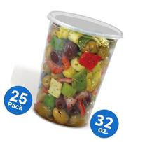 Plastic Food Storage Containers with lids - Foodsavers Deli