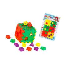 Toyerbee Plastic Interlocking Toys Montessori Teaching Aid