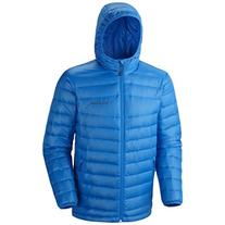 Columbia Platinum 860 TurboDown Hooded Down Jacket Large