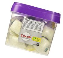 Cascade Platinum ActionPacs Dishwasher Detergent - Lemon