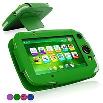 ACdream LeapPad Platinum Case, PU Leather Cover Case for