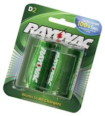 Rayovac Recharge PLUS High-Capacity Rechargeable 3000 mAh