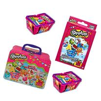 Shopkins Play Pack - Includes 4 Shopkins in Collectible