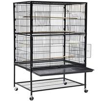 Best Choice Products 68in Durable Bird Cage w/Long Wooden