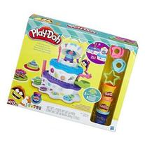 Play-Doh 2-in-1 Sweet Shoppe Cake Mountain Playset