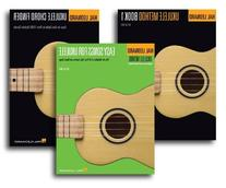 Play Ukulele Fast Pack - Three Book Set - Includes Ukulele
