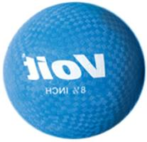 Voit Playground Ball, 8 1/2-Inch, Blue