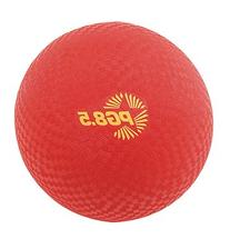 * PLAYGROUND BALL 8 1/2IN RED