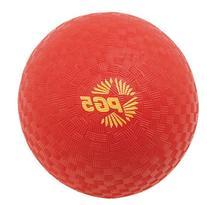 Champion Sports Playground and Kickball Nylon 5-Inch Red