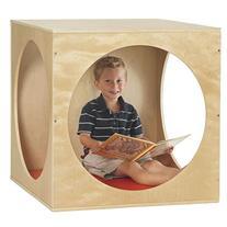 ECR4Kids Playhouse Cube with Mat