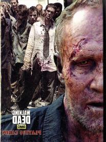 The Walking Dead Playing Cards Deck: Murrell