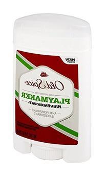 Old Spice Playmaker Anti-perspirant & Deodorant 3 oz