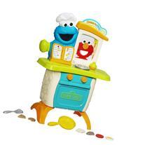 Playskool Sesame Street Come 'N Play Cookie Monster Kitchen