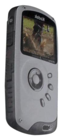 Kodak PlaySport  HD Waterproof Pocket Video Camera - Black