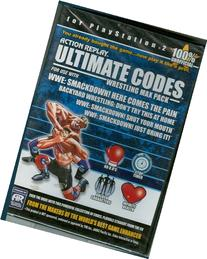 Playstation 2 Action Replay Ultimat Codes Wrestling Max Pakc