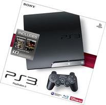 PlayStation 3 120GB System with Killzone 2 and inFAMOUS -