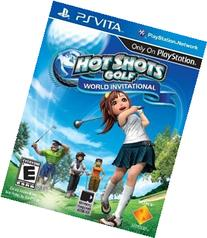 Sony PlayStation, Hot Shots Golf World Inv. Vita