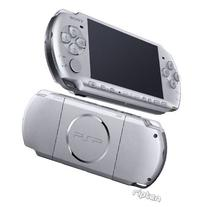 PlayStation Portable 3000 System - Mystic Silver