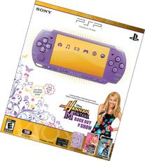 PlayStation Portable Limited Edition Hannah Montana