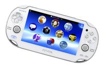 Playstation Vita  3g/wi-fi Model Crystal White