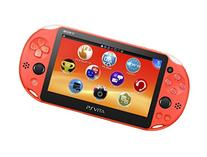PlayStation Vita Wi-Fi model Neon Orange  Japanese Ver.