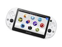 PlayStation Vita Wi-Fi model Glacier White  Japanese Ver.