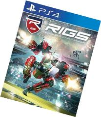 Playstation Vr Rigs Mechanized Combat League - Playstation 4