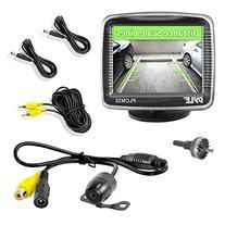 Pyle PLCM32 Car Vehicle Rear View Backup Camera & Monitor