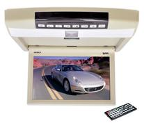 Pyle PLRD104 10.4-Inch Flip Roof Mount Monitor and DVD