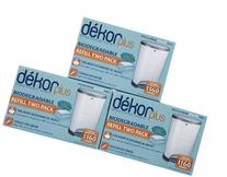 Diaper Dekor Plus Biodegradable Refill Diaper Disposal