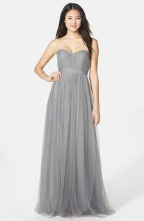 Plus Size Women's Jenny Yoo 'Annabelle' Convertible Tulle