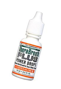 TheraBreath PLUS Extra Strength Power Bad Breath Drops